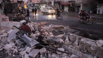 """""""Que Dios nos ayude"""": sanguinario bombazo en Siria"""