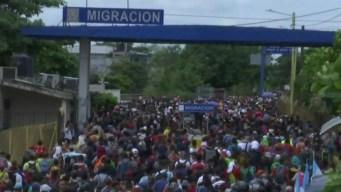 Gobierno endurece medidas de acceso a migrantes