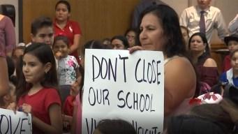 Distrito escolar de Brownsville cerrará tres escuelas