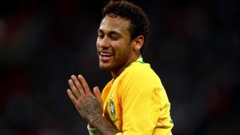 Neymar estará en el seleccionado de Brasil