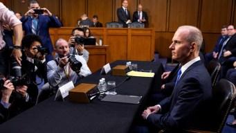 Director de Boeing reconoce errores ante Comité del Senado