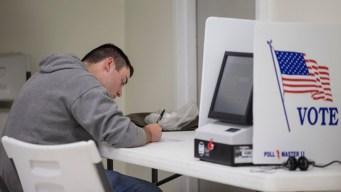 Votos anticipados sobrepasan cifra total de elección de 2014