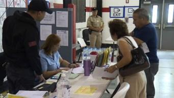 Últimos días de los centros de FEMA en el Valle de Texas
