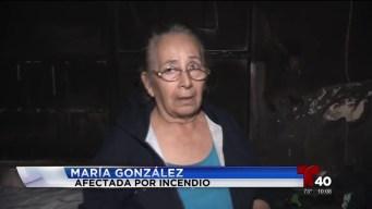 Familia de Rio Grande City lo pierde todo en un incendio