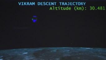 Misterio: ¿cómo llegó el módulo de la India a la Luna?