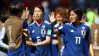 Escocia remonta ante Japón pero no le alcanza; cae 2 a 1