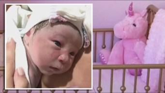 Padres: bebé recién nacida muere por herpes bucal
