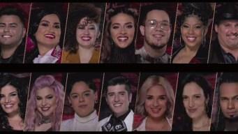 Entre lágrimas y ovaciones, emotiva semifinal de La Voz