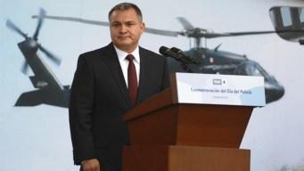 Exsecretario de Seguridad rechaza haber recibido sobornos