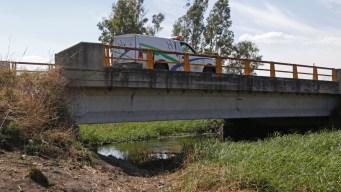 Hallan 19 cuerpos en canal de aguas residuales