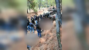 Civiles armados se enfrentan a balazos: 10 muertos