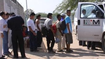 Rescatan a 37 migrantes, incluidos 10 menores