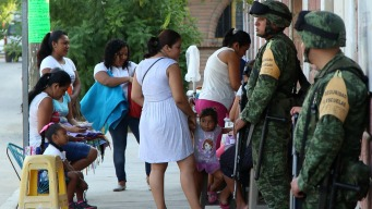 Estudiantes de Guerrero viven un ataque de pesadilla