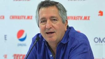 Muere Jorge Vergara, dueño de las Chivas