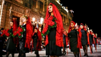 Semana Santa: Procesión del Silencio con un toque sevillano