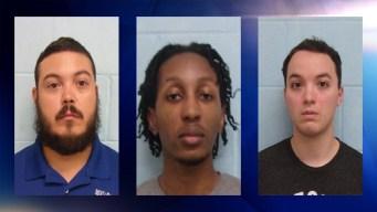 Arrestan a sospechosos de solicitar sexo a menores