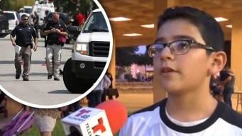 Desgarrador relato de niño hispano que sobrevivió matanza