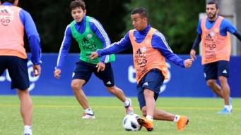 Paraguay se prepara con la mira en la Copa América