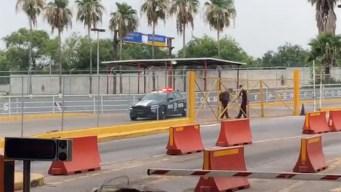 Táctica para reforzar la seguridad en puentes fronterizos