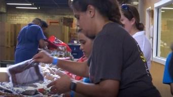 Banco de comida está buscando reclutar voluntarios