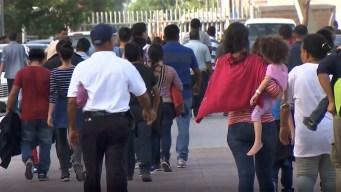 Migrantes regresan de forma voluntaria a sus países