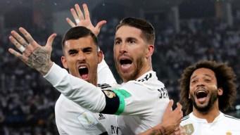 Real Madrid se corona campeón del Mundial de Clubes