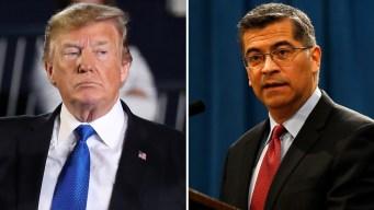 Batalla legal: estados se oponen a emergencia nacional