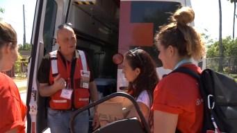 Cruz Roja Americana busca voluntarios en el Valle