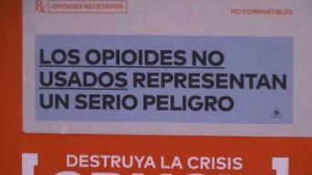 Campaña de recolección de medicamentos vencidos