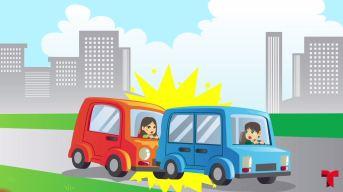 Pasos que debes tomar después de un accidente