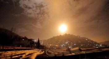 Tensión: bombazos israelíes dejan muertos en Siria