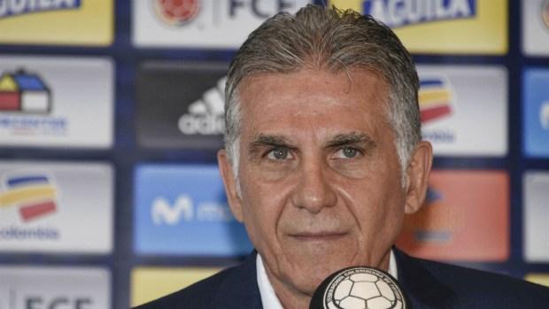 """[Copa América] Queiroz: """"Pékerman dejó un legado de gran prestigio"""""""