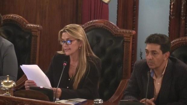 [TLMD - LV] Quién es la presidenta autoproclamada de Bolivia