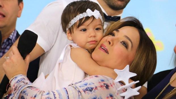 Alaïa cumple su primer añito