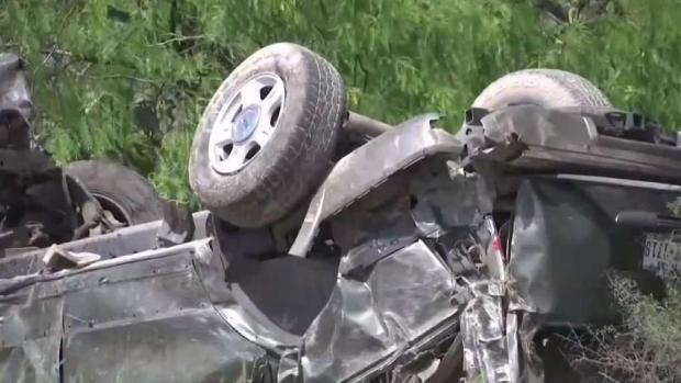 [TLMD - McAllen] Accidente deja muertos y heridos en La Joya