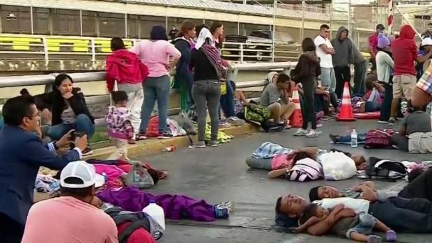 [TLMD - McAllen] Activista pide el regreso de migrantes a Matamoros