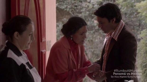 Alberto busca el amor de Victoria