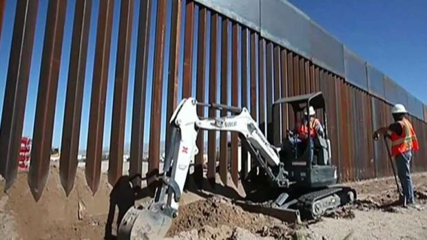 [TLMD - McAllen] Aprueban contrato para iniciar construcción del muro