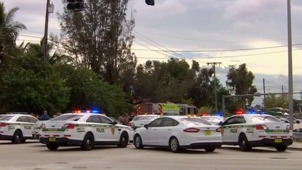 [TLMD - MIA] Arrestan a sospechoso de robo en casa de Miami