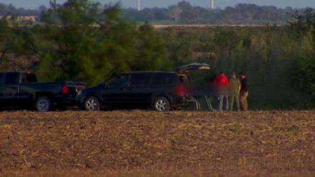 [TLMD - McAllen] Arresto en conexión a restos encontrados en el condado Willacy