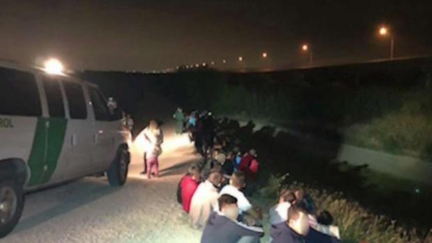 [TLMD - McAllen] Aumentan detenciones y cuarentena de indocumentados