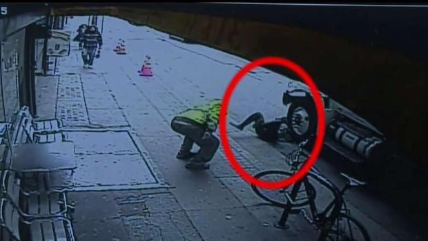 [TLMD - LA] Brutal ataque y atropello de un hombre en Los Ángeles