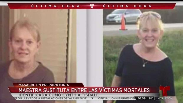 [TLMD - Houston] Busca a su tía y después se entera que murió en masacre