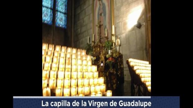 [TLMD - SD] Capilla de la Virgen de Guadalupe en Notre Dame