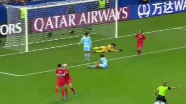 Carli Lloyd remata a Tailandia con el gol número 13