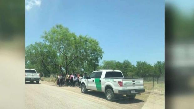 [TLMD - McAllen] Detienen a grupo de inmigrantes en La Havana