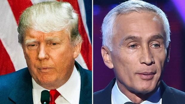 En fotos: Así expulsó Trump a Jorge Ramos