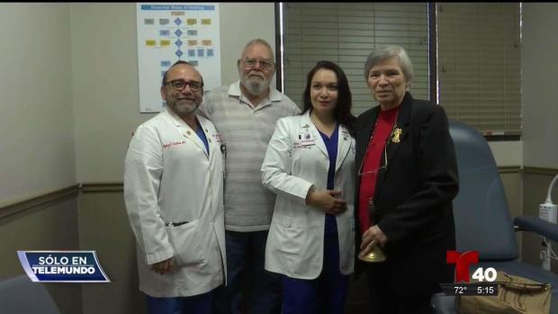 [TLMD - McAllen] Equipo de médicos del Valle presentan alternativa a las amputaciones