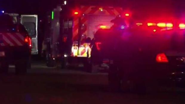 [TLMD - McAllen] Fallece una persona tras volcadura de auto en Donna