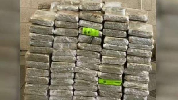 [TLMD - McAllen] Frenan cruce de narcóticos por puentes internacionales
